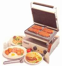 Grills: Gas from DT Saunders Ltd (image 1)