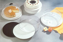 Cake Plates from DT Saunders Ltd (image 1)