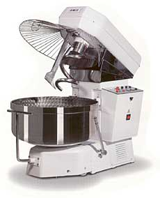 Spiral Dough Mixers from DT Saunders Ltd (image 2)