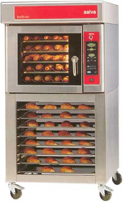 Bake off Ovens from DT Saunders Ltd (image 1)